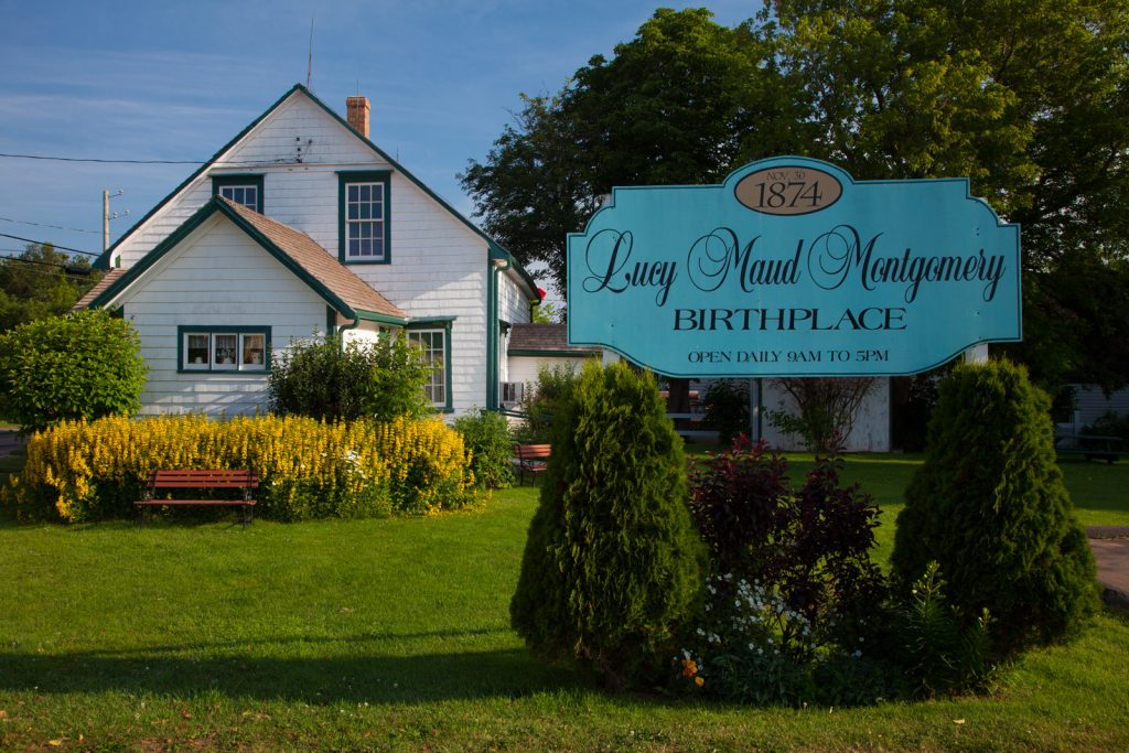 Lucy Maud Montgomery Birthplace